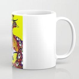 My peacock Coffee Mug