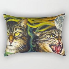 An Errant Device Rectangular Pillow