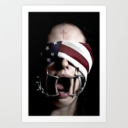 The American Dream Art Print