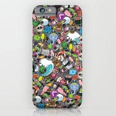 Sticker Bomb Slim Case iPhone 6s
