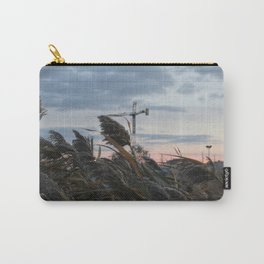 sunset jog Carry-All Pouch