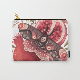Moth Wings II Carry-All Pouch