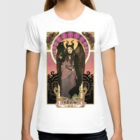 maleficent T-shirts featuring Maleficent by Madeoftin