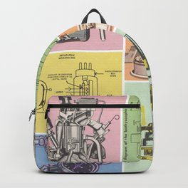 Magical Mechanics Backpack