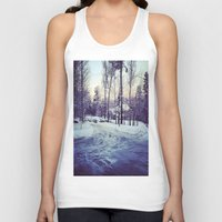 neverland Tank Tops featuring Neverland by Out of Line