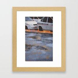 Depois da Chuva Framed Art Print
