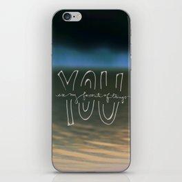 You iPhone Skin