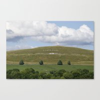 england Canvas Prints featuring England by PICSL8