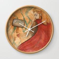 Thunder V2 Wall Clock