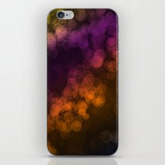 Bokeh iPhone & iPod Skin