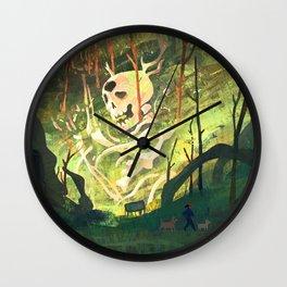 The Ancients Wall Clock