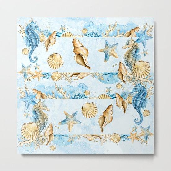 Sea & Ocean #4 Metal Print