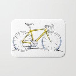 Racing Road Bike Bath Mat