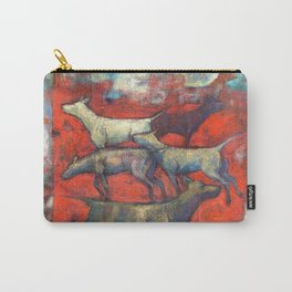 Street dogs. Carry-All Pouch