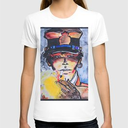 Corto with cigar T-shirt