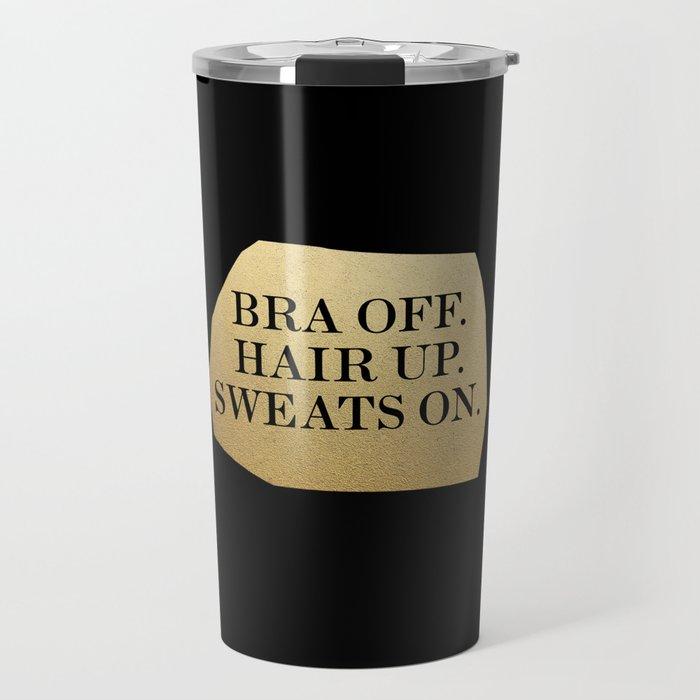 Bra Off Travel Mug