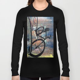 Shadow Bicycle Long Sleeve T-shirt