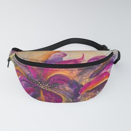 Floating Blossoms Fanny Pack