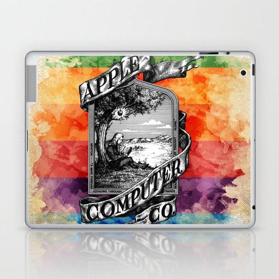 The Apple iVolution Laptop & iPad Skin