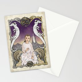 Neverending Story Stationery Cards