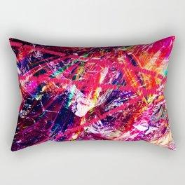 JCrafthouse Foiled Surprise of Festive Delight Rectangular Pillow