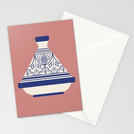 MOROCCAN TAGINE DECO Stationery Cards