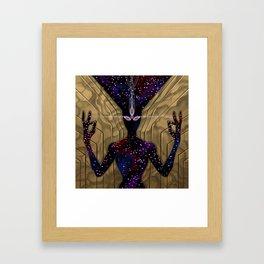 Seeker Framed Art Print