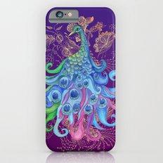 Peaceful Peacock  Slim Case iPhone 6s