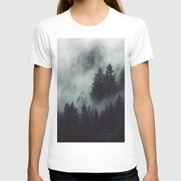 Rain in the forest T-shirt