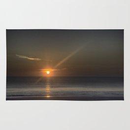 Breaking Dawn Daytona Beach Rug