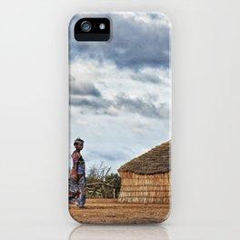 Refuge iPhone Case