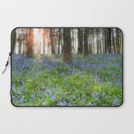 Bluebell Sunrise Laptop Sleeve