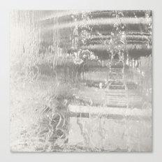 Falling Hard Canvas Print