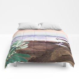 Pink Ocea Comforters