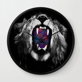 Beyond the Roar Wall Clock
