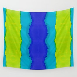 In waves Wall Tapestry