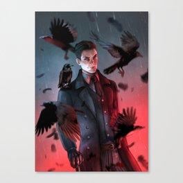 Dirtyhands Canvas Print