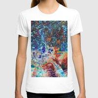 splatter T-shirts featuring Splatter by Stephen Linhart