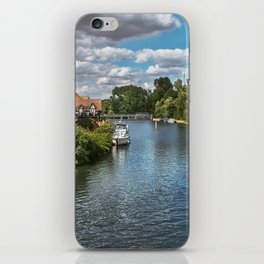 From Windsor Town Bridge iPhone Skin