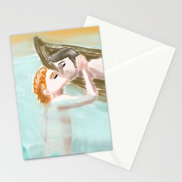 Sirens Kiss Stationery Cards