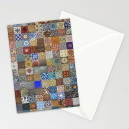 Persian Art Montage Stationery Cards