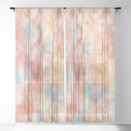 Whispers Sheer Curtain