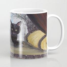 Pepper Cat Coffee Mug