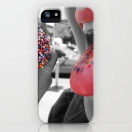 Snowcap iPhone Case