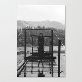 Dark Intensity Canvas Print