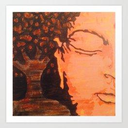 Bodhisattva Art Print
