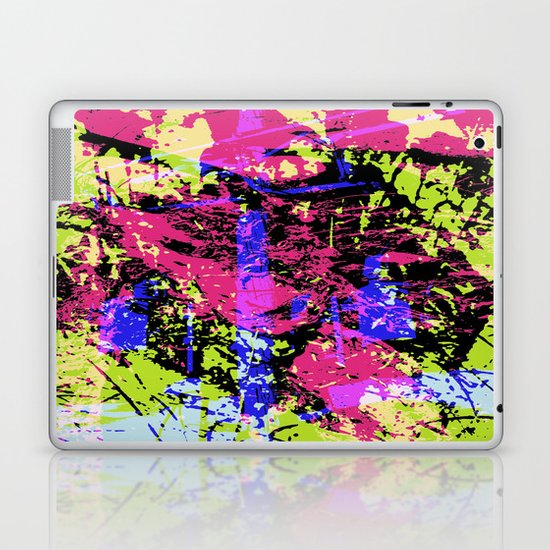 Spark Laptop & iPad Skin
