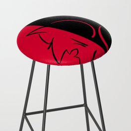 Mephisto ~ From Sinners And Saints ~ Bohème Bar Stool