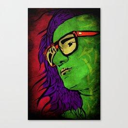 Skrillex Canvas Print