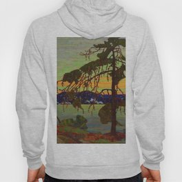 Tom Thomson The Jack Pine 1916-1917 Canadian Landscape Artist Hoody